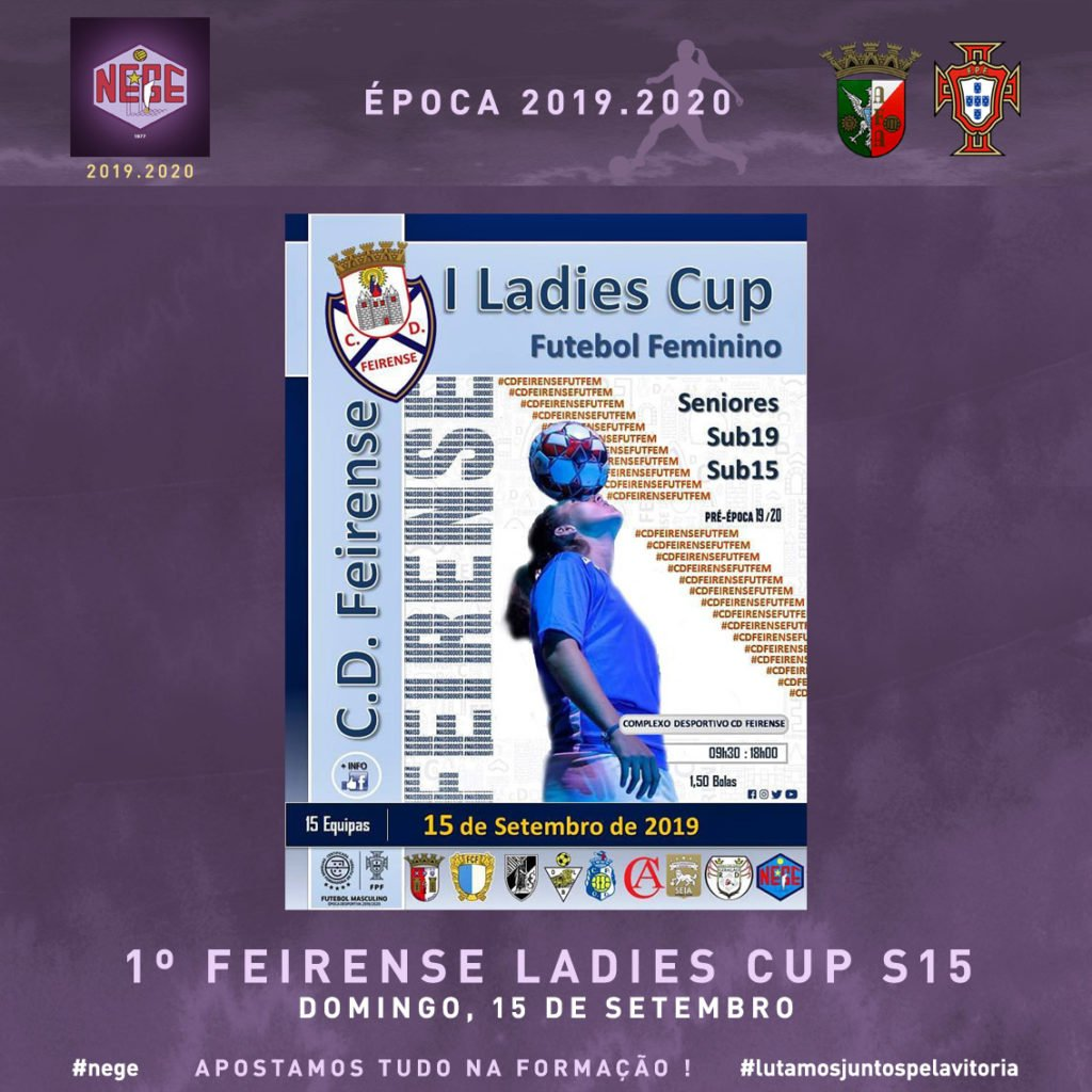 1º FEIRENSE LADIES CUP