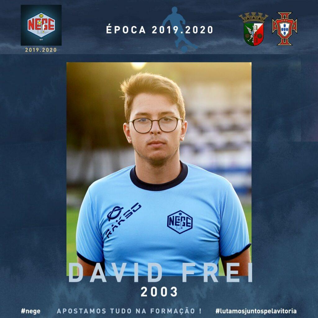 NEGE JUVENIS David Frei