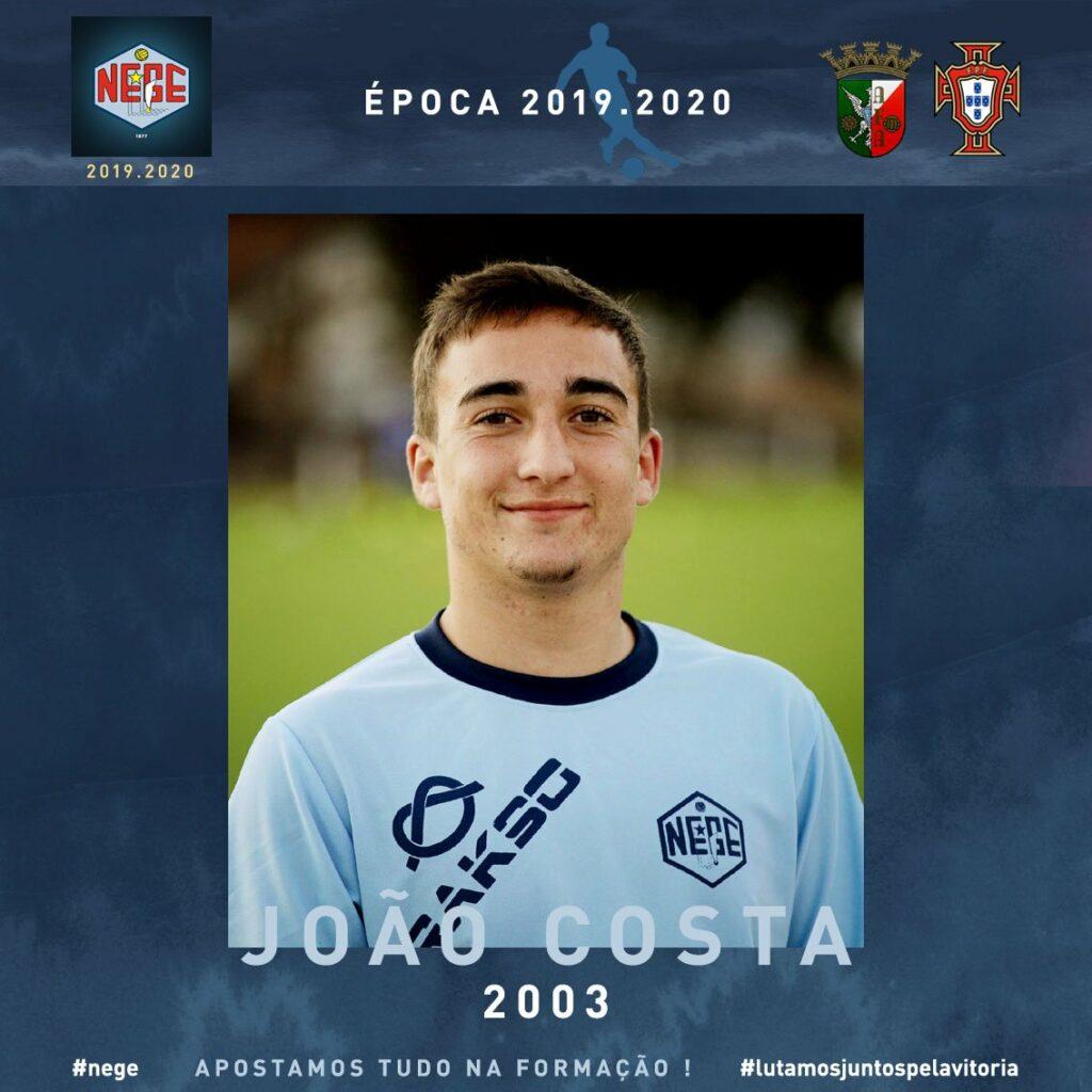 NEGE JUVENIS João Costa