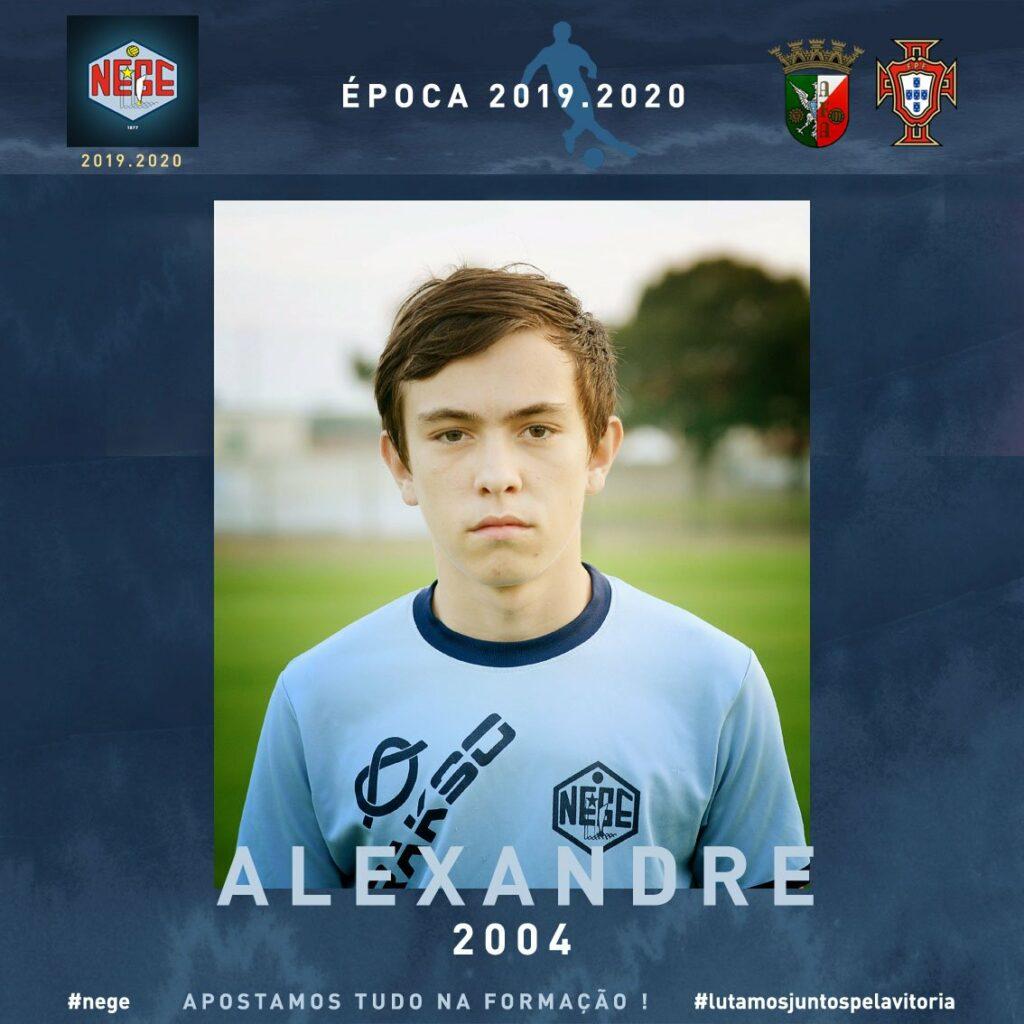 NEGE JUVENIS Alexandre Pereira