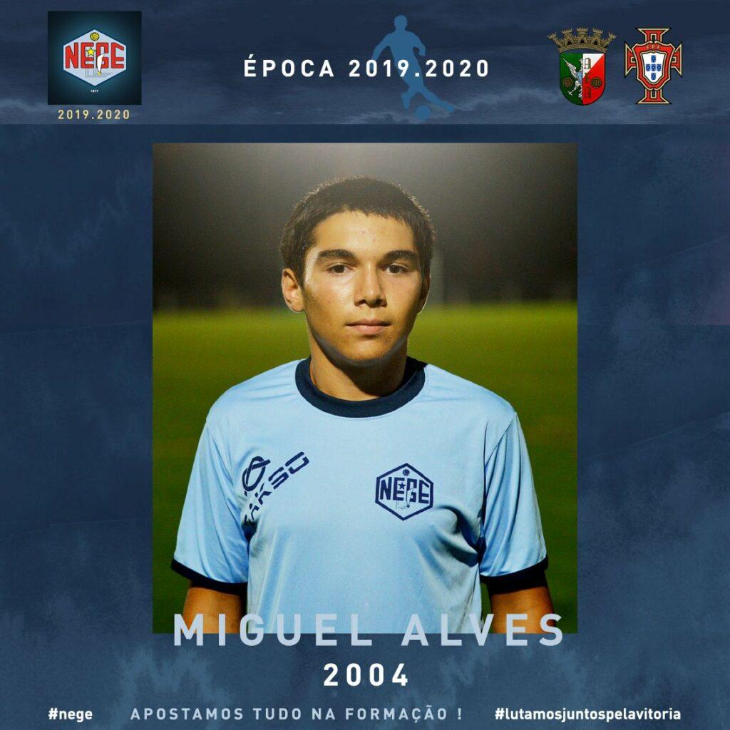 NEGE JUVENIS Miguel Alves