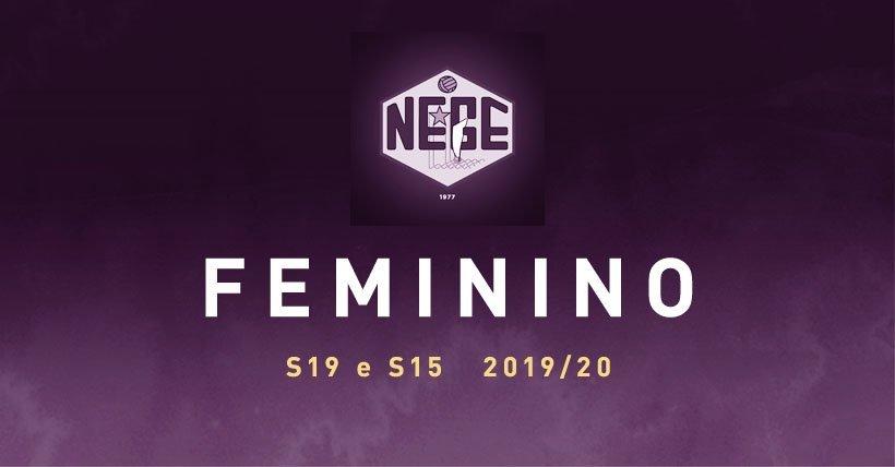 Nege Futebol Feminimo