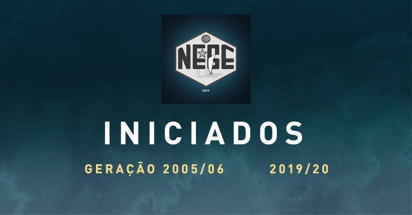 NEGE INICIADOS 2019 2020