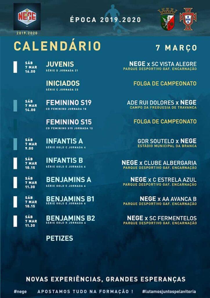 NEGE CALENDÁRIO SEMANA 28