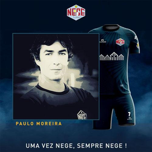 NEGE Treinador Paulo Moreira